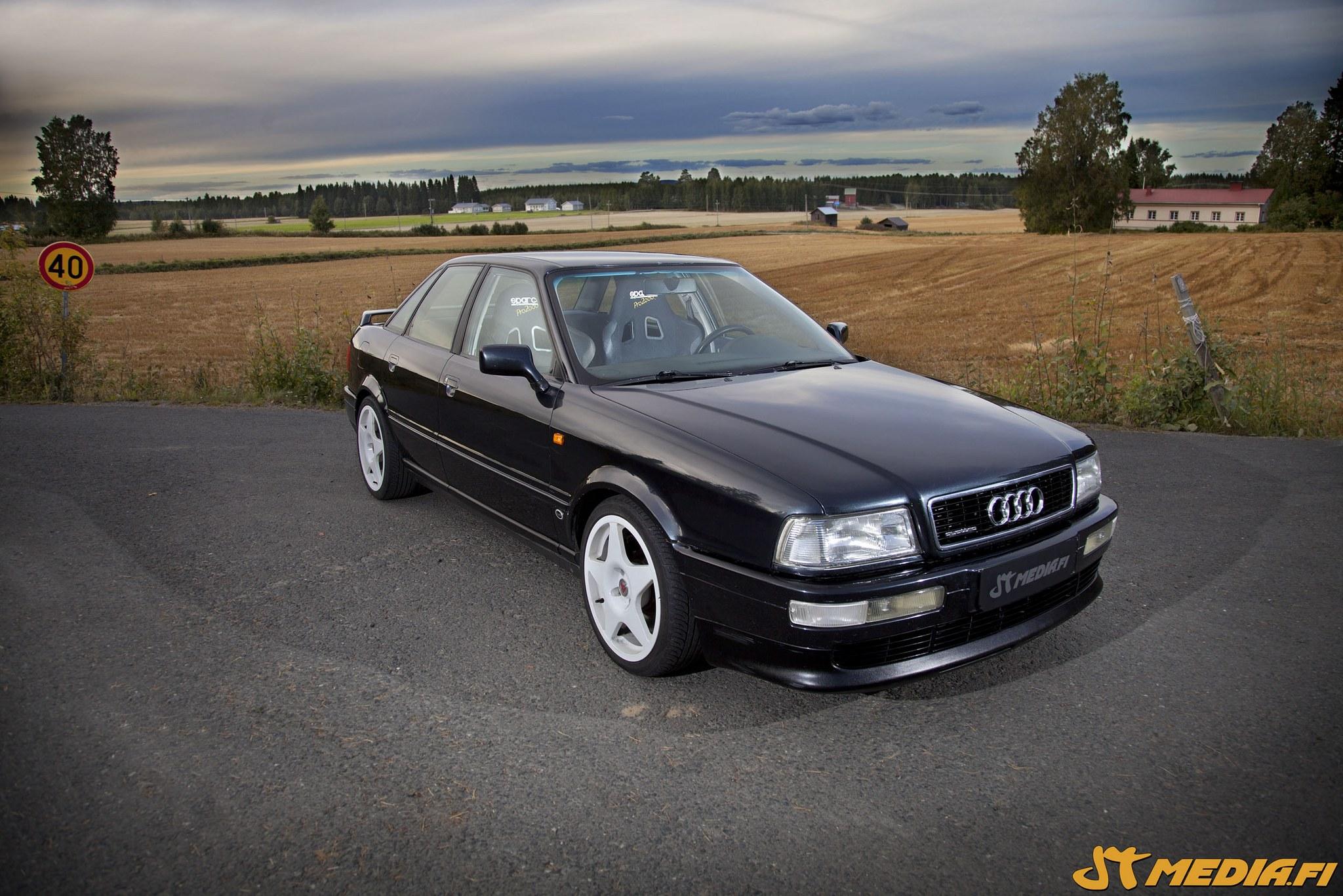 Audi 80 Competition Quattro 1 8t