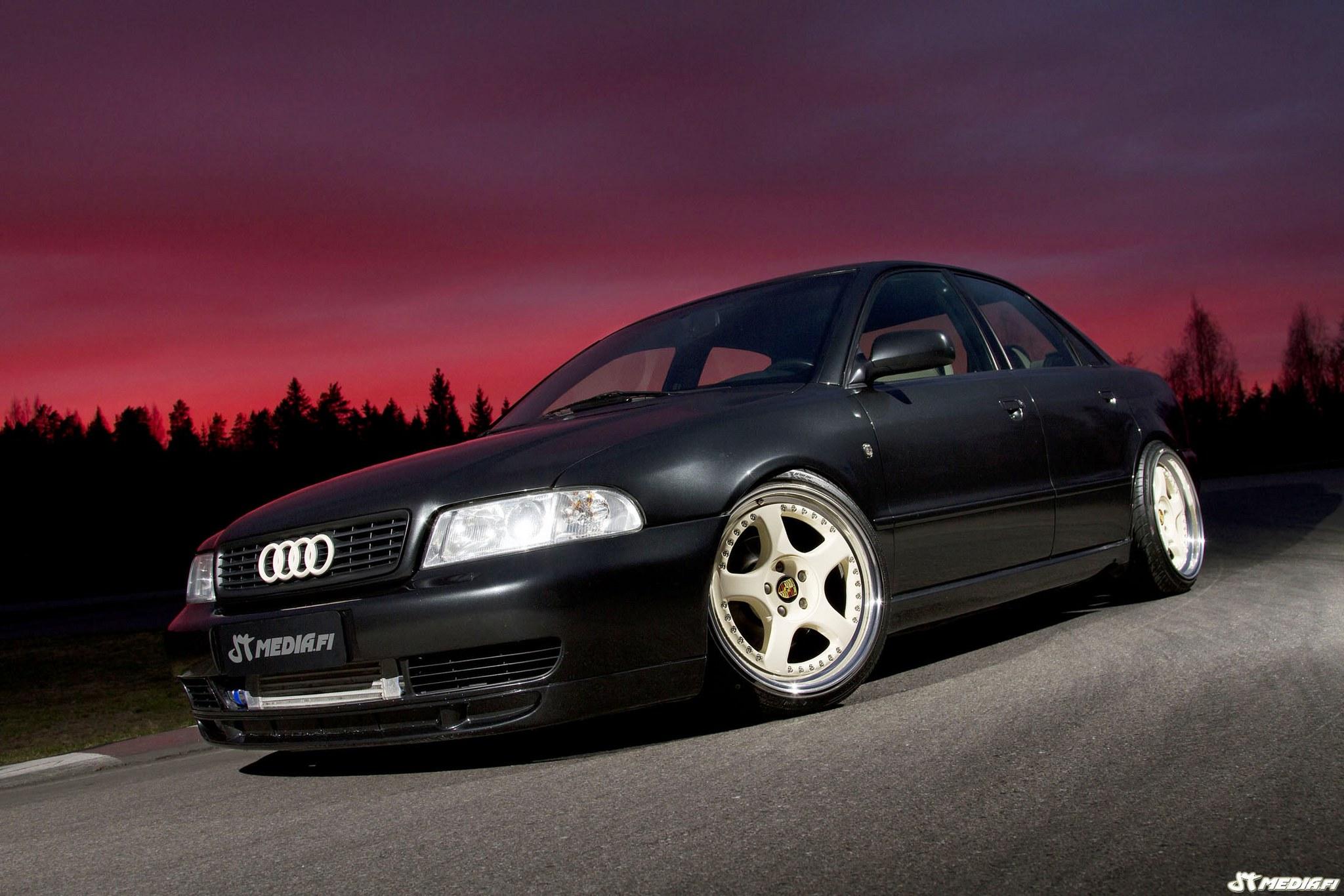 Audi A4 1 8tq B5 Sedan