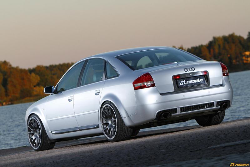 Audi C5 A6 4 2 A K A Lowr1d3r Pt 6