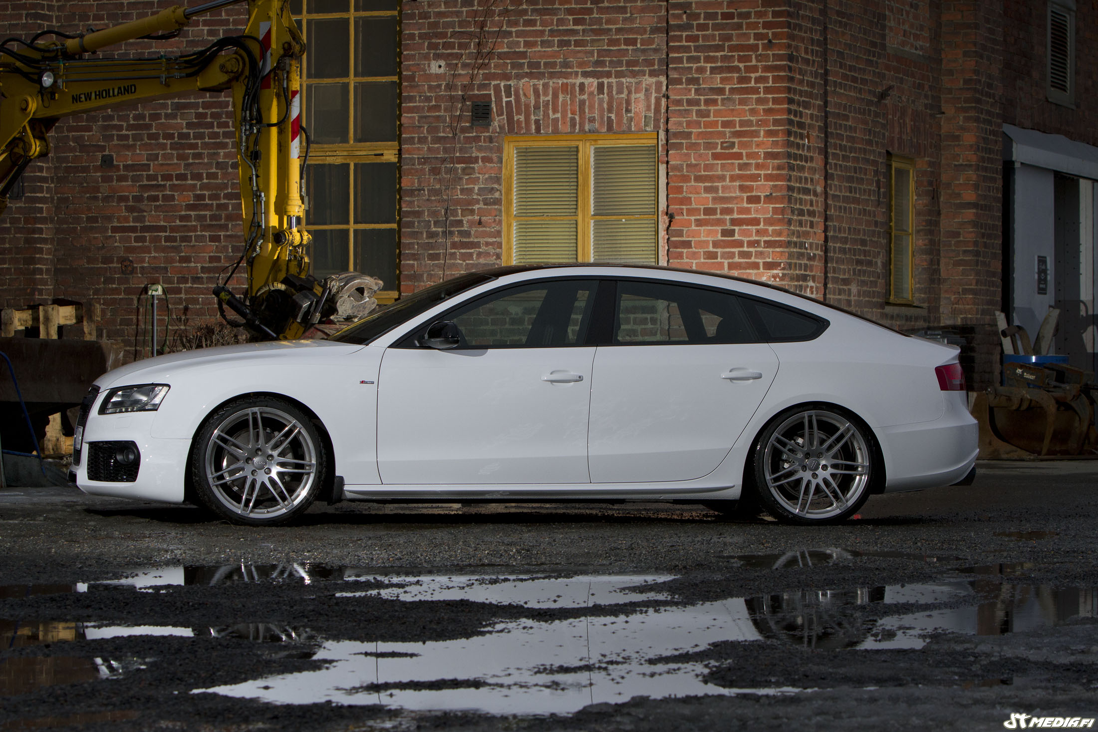 Image Result For Audi A Sportback Ibis White