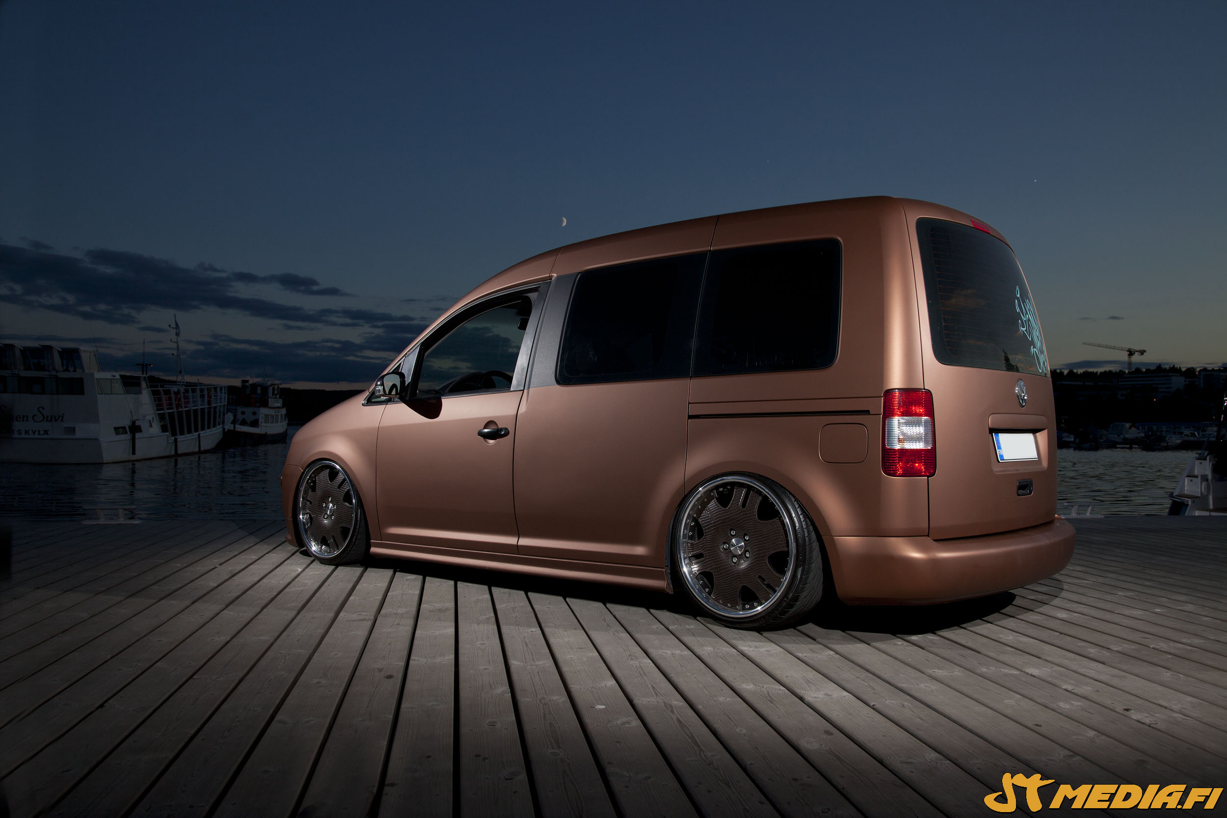 Mikko S.: VW Caddy Elämä ilmoilla - Sivu 4 _full