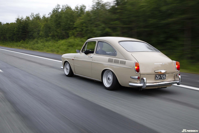 Aaperi: Haapalan Pakoputki Korjaamo / Vw Type 3 1969 + muut haaveilut _small
